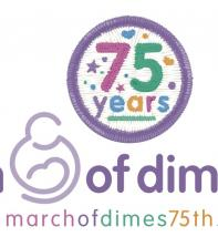 march of dimes 75th anniversary