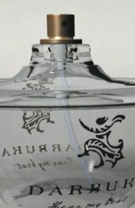 Darbuka 3D bottle design