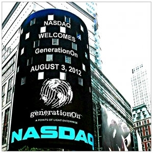 generation On - Brand Goes Public, As Lifetime of Helping Others Begins Here