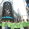 generationOn Rings NASDAQ Stock Market Closing Bell