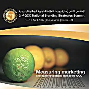 2nd GCC National Branding Strategies Summit