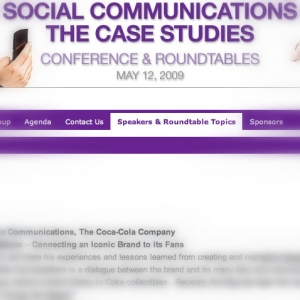 Social Communications: The Case Studies
